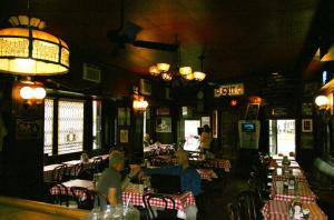Mr Henry's restaurant