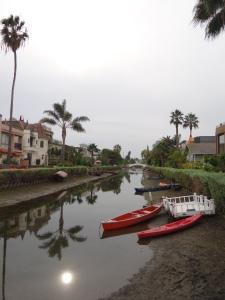 Canaux de Venice Beach