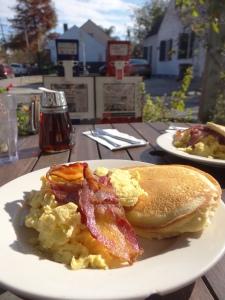 Horn's breakfast