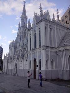 cathédrale l'Hermita