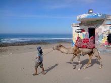 Petite maison des surfeurs, Aglou plage, Maroc